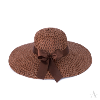 7d0e014c5 Art of Polo dámsky klobúk hnedý cz19178